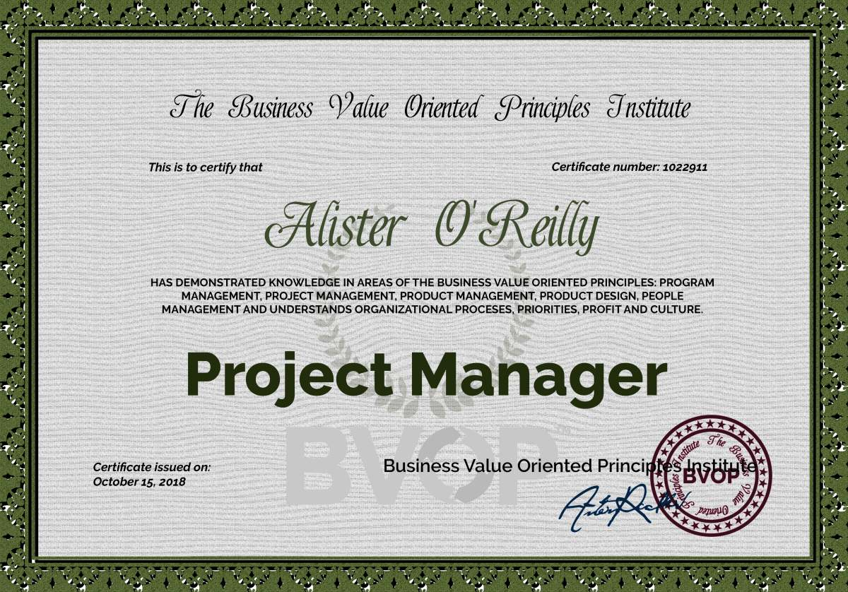 Project Management Certification Online   Certified Project Manager