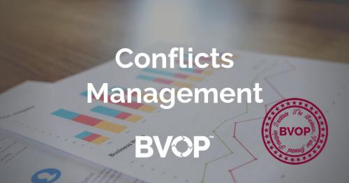 Conflict Management in Human Resources and People management