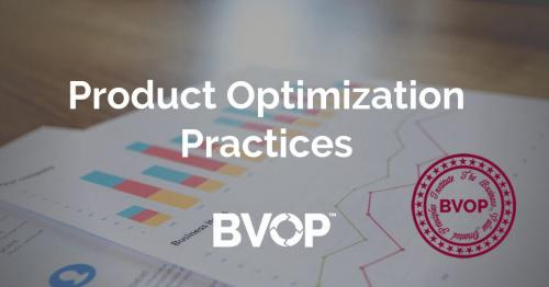 Product Optimization Practices in Product Management