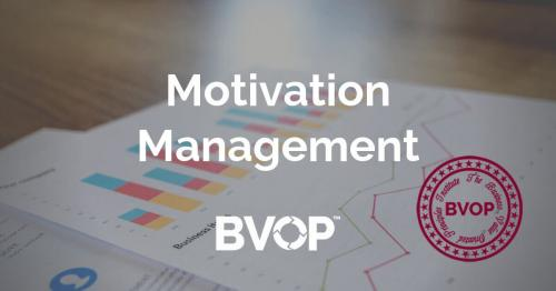 Motivation management in Human Resources and People Management