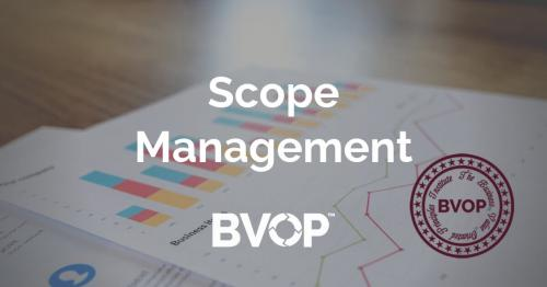 Scope Change Management in Agile BVOP projects