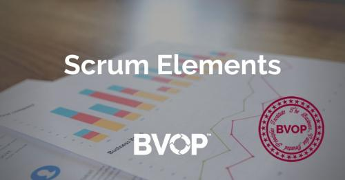 The Elements of Scrum - The 4 Major Scrum Elements