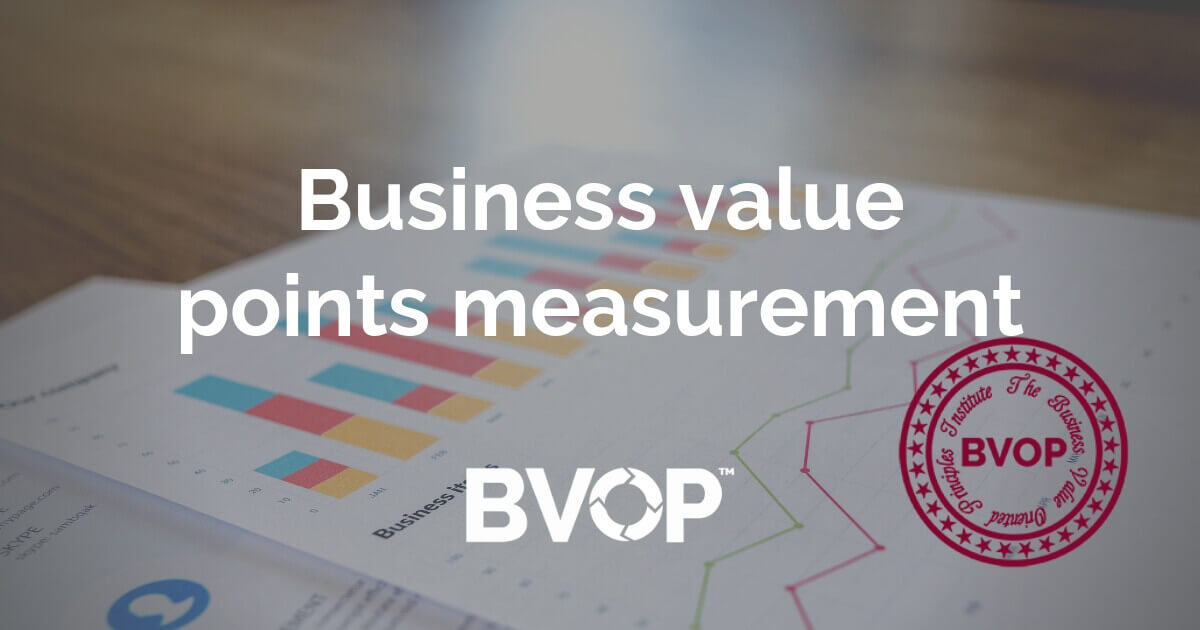 Business Value Points Measurement In Product And Project Management