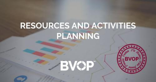 Project Activities, Resource Planning and Scheduling