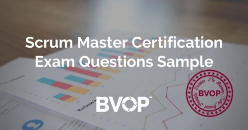 Exam Sample Test (Mock) Questions for Scrum Master Certification