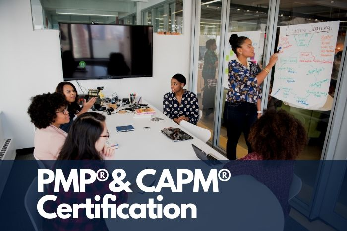 PMP & CAPM Certification Training Course Online